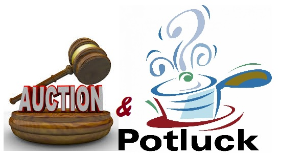 Auction n Potluck